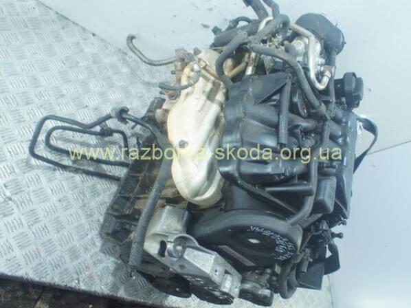 Купить двигатель BFQ 1.6 на Шкоду Октавиа Тур в Киеве (разборка)