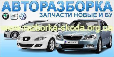 Все разборки Skoda в Киеве