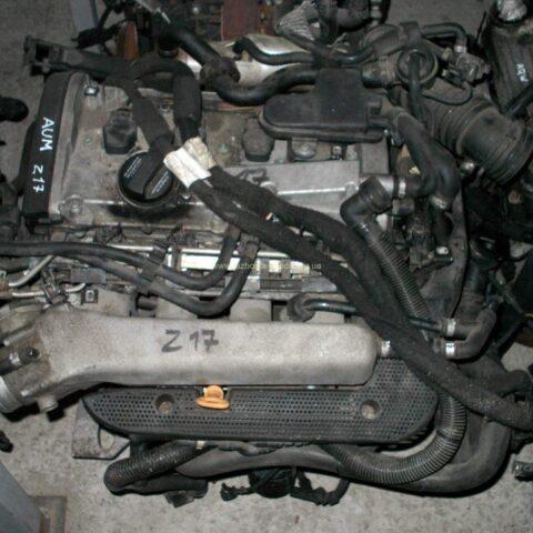 мотор шкода октавия 1.8т. аум