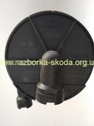 Насос воздушный вспомогательный б/у 06A959253B Skoda Octavia Tour