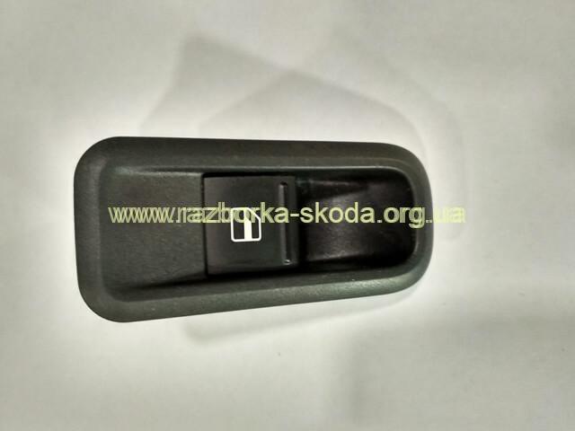 5J0959855 VAG кнопка включения мотора стеклоподъемника Skoda Fabia New