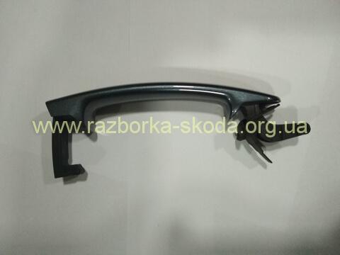 5N0837205M ручка двери наружная водительская Skoda Fabia New
