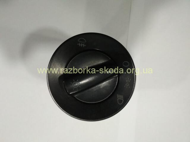 3B0941531B Переключатель света фар б/у Skoda Fabia New