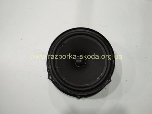 1Z0035411 Динамик передний левый б/у Шкода Октавия A5