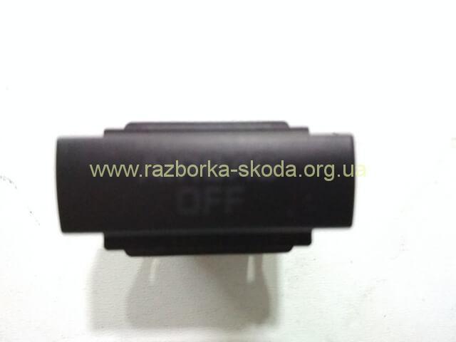 1Z0919235C Индикатор отключения подушки безопасности пассажира б/у Шкода Октавия А5