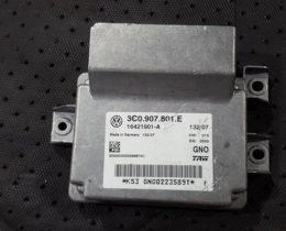блок ручника на Пассат Б6 3C0907801e