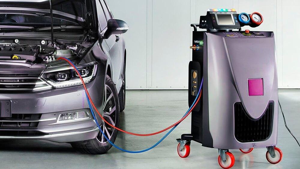 Оборудования для заправки автомобильного кондиционера